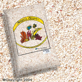 Natures Ocean® Indonesian Coral Reef Sand